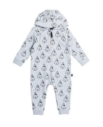 Pyjama gris clair